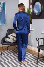 "15116 Комплект шелковый ""Kristy"" blue"