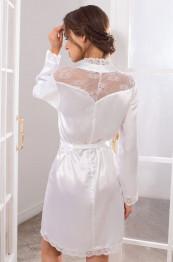 """17253 Пеньюар """"Lady in white"""""""