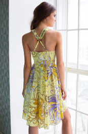 """16220 Пляжное платье """"Limonchella"""""""