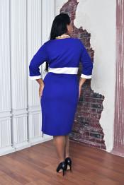 Платье Parisienne-002 большие размеры