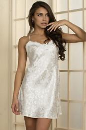 7844 Сорочка женская Margo white
