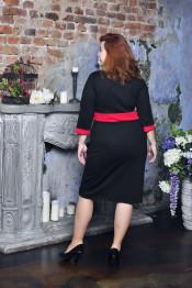 Платье Parisienne-004 большие размеры