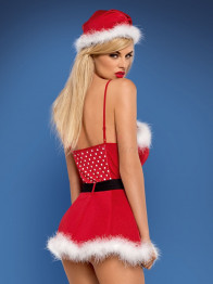 "Комплект ""Mrs Claus dress"""