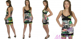 1030  Платье женское