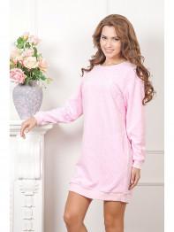 """632 Платье домашнее """"Cleo"""" rose"""