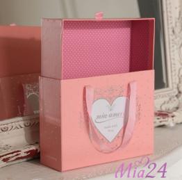 "Подарочная коробка ""Lux"" rose"