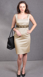 020 Платье нарядное