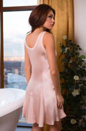 """15094 Платье шелковое """"Mary&Rose"""""""