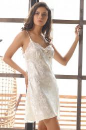 7841 Сорочка женская Margo white