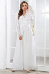 """17259 Пеньюар """"Lady in white"""""""