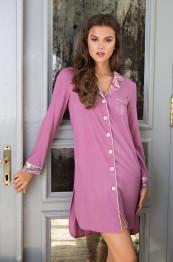 "16055 Рубашка-халат ""Melany"" siren"