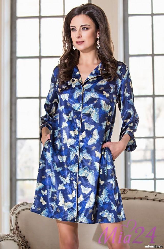 26f138341e9 Рубашка женская Butterfly арт. 9705 - купить в Москве и Санкт ...